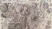 L'univers en noir et blanc de Serge Delaunay