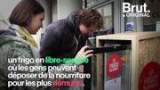 """""""Frigos Solidaires"""": des frigos en libre-service pour les plus démunis"""