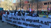 Des milliers de personnes à Bruxelles pour une politique d'asile plus humaine