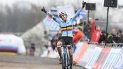 Sanne Cant reconduit son titre mondial à Valkenburg