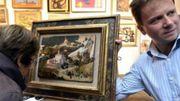 Un panneau inédit de Fra Angelico adjugé 445.000 euros aux enchères