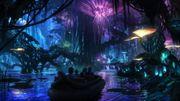 Nouvelle vidéo du futur parc d'attraction Avatar