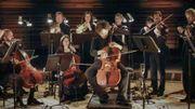 La musique classique dans les films de Stanley Kubrick, un concert de l'Orchestre philharmonique de radio France