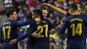 Le Real et Courtois s'isolent en tête de Liga après leur victoire contre Valladolid