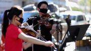 L'Orchestre Philharmonique de New-York fait des rues new-yorkaises sa nouvelle scène