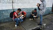 Guatemala: des milliers de Honduriens fuient la misère et la violence sans billet de retour