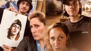 Retour au Dour Festival avec la street artiste et peintre Amandine Lesay