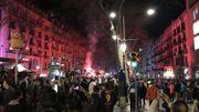 La fièvre s'empare du coeur de Barcelone après la remontada