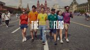 Idée simple et géniale pour arborer le drapeau LGBT en Russie pendant la Coupe du Monde