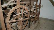 L'horloge de Philippeville avant sa restauration