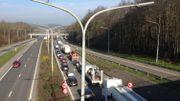 A54 Nivelles-Charleroi, c'est parti pour un an de travaux