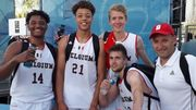 L'équipe de basket 3x3 décroche l'argent aux JOJ et apporte une 7ème médaille à la Belgique