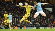 City et De Bruyne, buteur, écrasent Burton Albion 9-0 et foncent en finale de League Cup