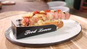 Le Hot Dog améliorer et ses petits pains