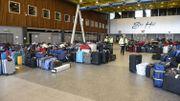"""Swissport: """"Tous les bagages auront été récupérés à la fin de la semaine"""""""