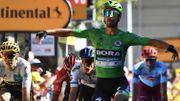 Sagan s'impose devant Van Aert à Colmar, dans une 5ème étape animée par Wellens