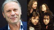 Bruce Dickinson d'Iron Maiden félicite Metallica