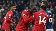 Manchester United et Lukaku, buteur, viennent à bout de WBA