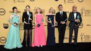 Liste des acteurs primés aux SAG Awards