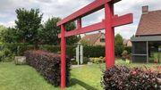 Le tori, portique traditionnel japonais, un passage philosophique