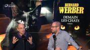 DEMAIN LES CHATS... le nouveau roman de Bernard Werber