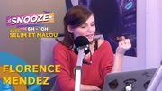 Florence Mendez, très inspirée par l'affaire Bicky Burger, lance ses scuds
