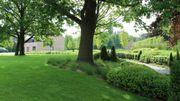 Zénitude et contemplation dans ce jardin de Hesbaye