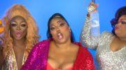 Nouveau clip pour l'irrésistible 'Juice' de Lizzo avec les Drag Queens de Ru Paul