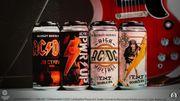 Une gamme de bières AC/DC est lancée