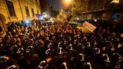Manifestation de dimanche à Budapest