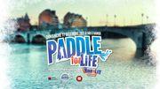 La deuxième édition de Paddle for Life aura lieu à Seneffe ce 17 décembre!