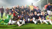 Anderlecht sacré pour la 34ème fois, Charleroi dit adieu à l'Europe