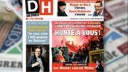 Charleroi-Standard: Honte à vous