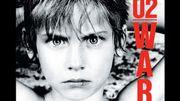 """War"" de U2 a 35 ans"