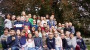 Notre classe niouzz de Neufchateau
