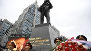 """L'inventeur de la kalachnikov a sa statue à Moscou: une """"marque culturelle de la Russie"""""""