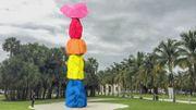 L'expo internationale Art Basel Miami Beach rend hommage en passant à David Bowie
