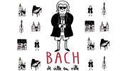 """Musiq'3 présente la compilation """"Bach, de ville en ville"""""""