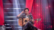 """The Voice Belgique : Vianney chante son dernier single """"Pour de vrai"""""""