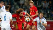 Les Diablotins tenus en échec par la Bosnie à Louvain, l'Euro 2021 s'éloigne déjà