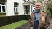 """Christophe Thomaes, du restaurant étoilé """"Le Château du Mylord""""."""