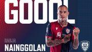 3 assists et 1 but : Nainggolan était 'en feu' contre la Fiorentina