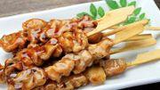 Bon plan culinaire de Candice : Le Yakitori de porc laqué