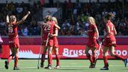 Les Belges battent la Biélorussie et se maintiennent en division 1 européenne