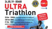Un ultra triathlon pour Cap 48