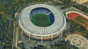 Main Stage: Stadio Olimpico di Roma