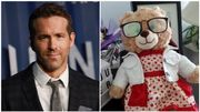 Ryan Reynolds offre 5000 dollars à quiconque retrouvera une peluche volée
