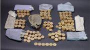 Un trésor de pièces d'or anglaises a été retrouvé dans un piano droit