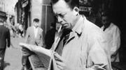 Découverte d'une lettre inédite d'Albert Camus à Jean-Paul Sartre