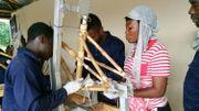 Plus d'une quarantaine de salariés sont employés par Bamboo Bikes. La plupart sont des femmes et certains salariés sont handicapés.
